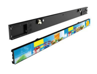 led shelftalker